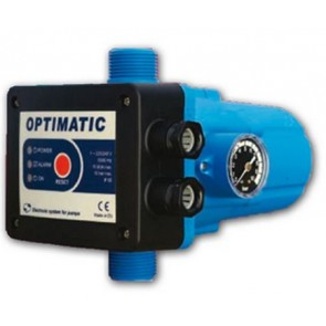 Controlador de Pressão Optimatic FM