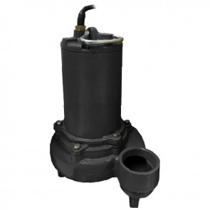Electrobomba Submersível Águas Residuais 80WQ - 1500RPM