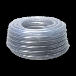 Tubo Atoxico Transparente Aço