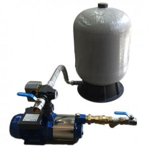 Grupo Hidropressor Automático CMH + Autoclave Fibra 60L