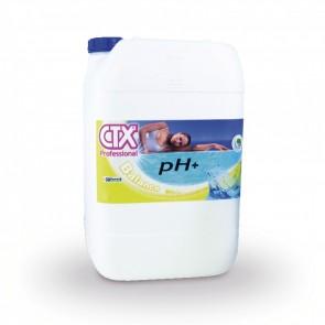 CTX-25 pH+ Incrementador de pH líquido 25 kG