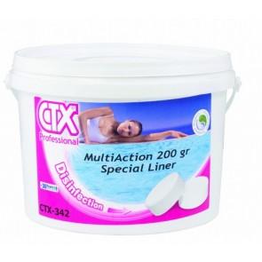 Pastilhas Multiação CTX-342 5Kg - Especial Tela, Liner e Poliéster