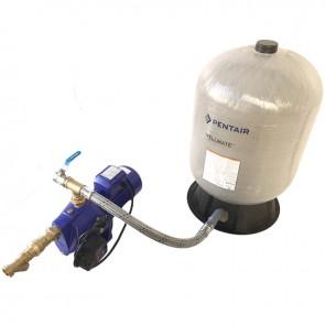 Grupo Hidropressor Automático JET + Autoclave Fibra 60L
