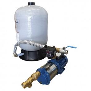 Grupo Hidropressor Automático CMH + Switchmatic2 + Autoclave Fibra 60L
