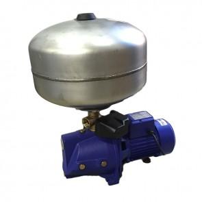 Grupo Hidropressor Doméstico Jet c/ Autoclave Inox
