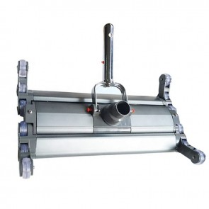 Aspirador rígido alumínio Profissional - 460mm