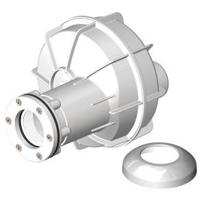 Nicho de acoplamento rápido para projetor de piscina de Liner/Tela LumiPlus Mini