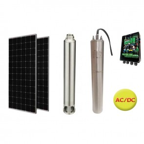 Kit Solar VS2/27 - 40 a 180 mt - 1000 a 3500 l/h