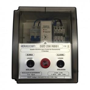 Quadro Electrónico Controlo 1 Bomba Saneamento