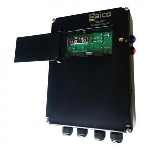 Quadro Comando e Controlo para Motor Solar