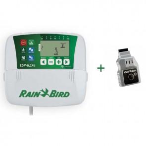 Programador de Rega Rain-Bird RZX + WifI LNK