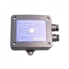Sistema eletrónico para proteção de bombas Safematic
