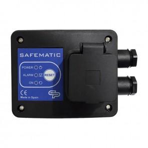 Sistema eletrónico para proteção de bombas Safematic Schuko