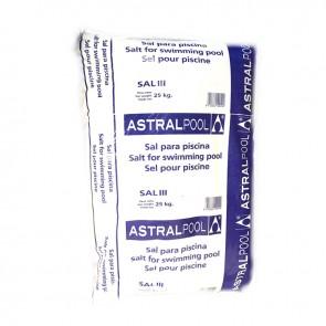 Sal Astralpool (25Kg)