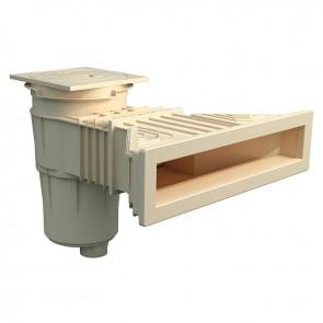 Skimmer NORM 17,5L Bege para Liner Astralpool