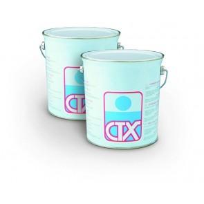 Tinta CTX-140 Azul 4L