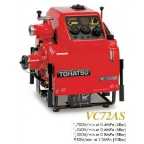 Motobomba TOHATSU VC72