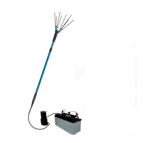 Varejador a Bateria HL120D