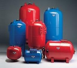 Autoclaves para bombas de água de várias capacidades