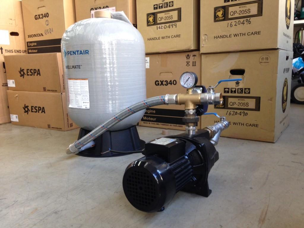Bomba de Água de Superfície para Pressurizar Rede