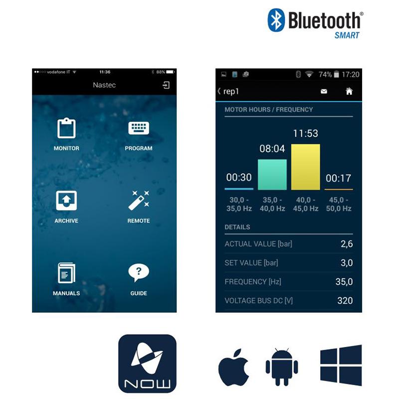 Variador Bluetooth