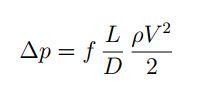 Equação Darcy