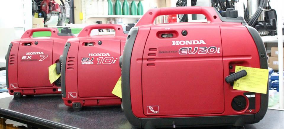 Geradores Honda
