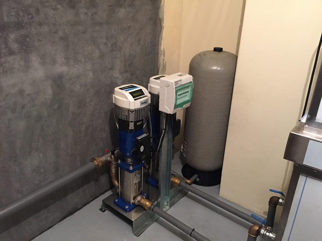 Grupo Hidropressor pressão constante