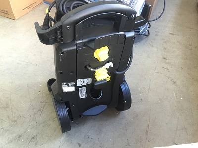 Lavadora Karcher HD 6/15 C Plus