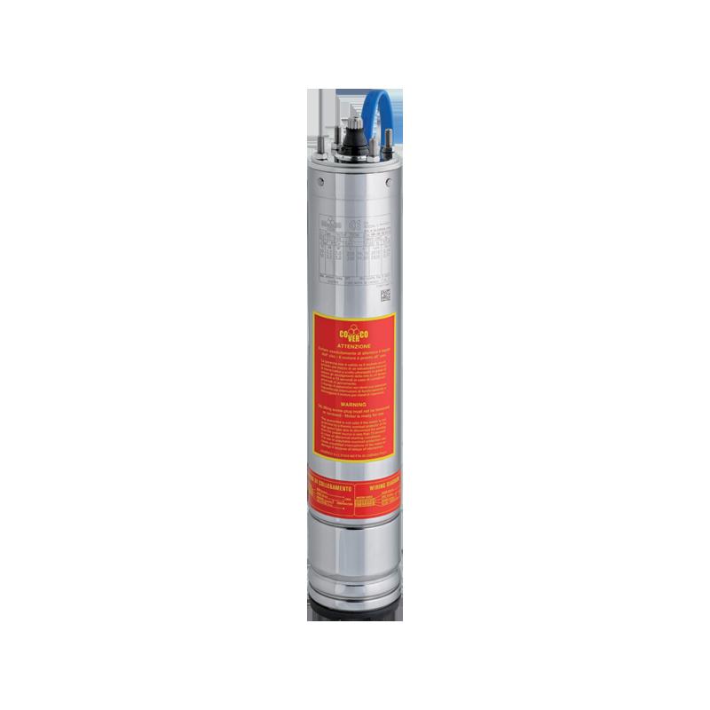 motor submersível Coverco