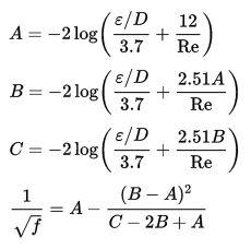 Equação Serghides