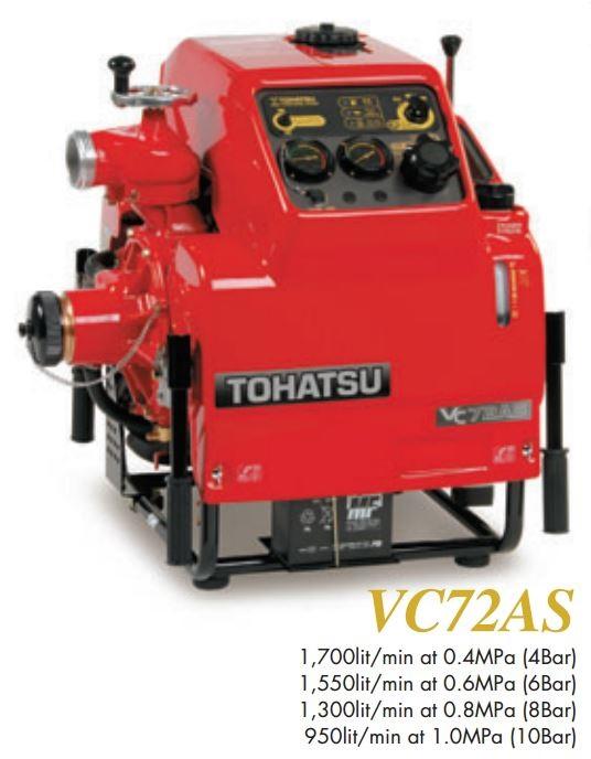 Tohatsu VC72AS