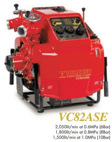 Tohatsu VC82ASE
