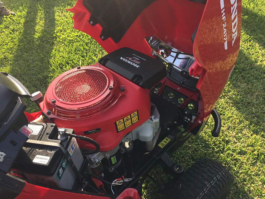 Trator Corta Relva Honda HF 2417